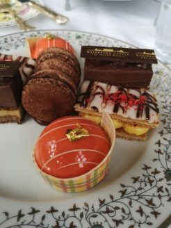 Waterford Castle Afternoon Tea33