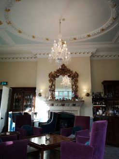 Waterford Castle Afternoon Tea36