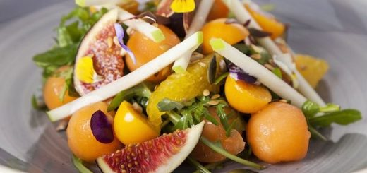 Fig & Apple Salad