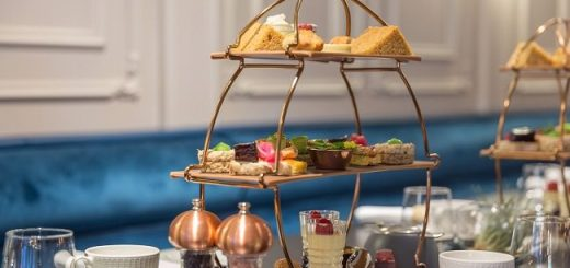 Dublin's Newest Afternoon Tea