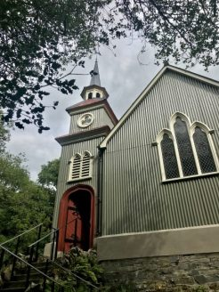 Tin Church Laragh