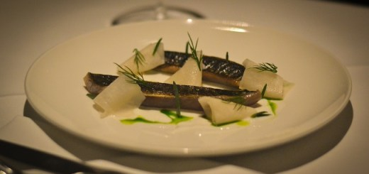 Torched Fresh Mackerel Recipe By Chef Peter Byrne At Hugo's Restaurant