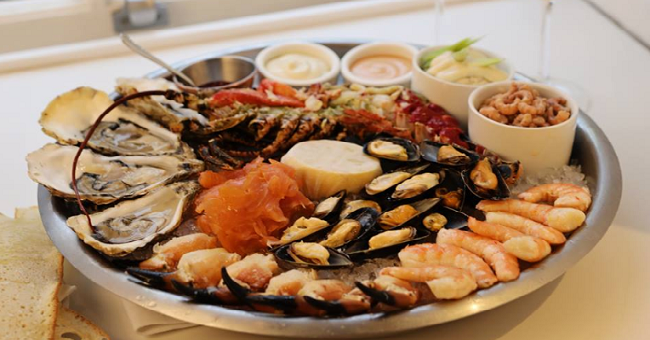 Sumptuous Seafood Platter