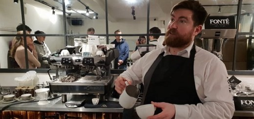 fonte coffee barista course