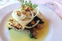fish dish in Aveiro