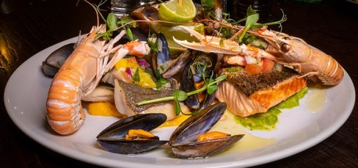McAllister's Seafood Platter Recipe from Kenny's of Lucan