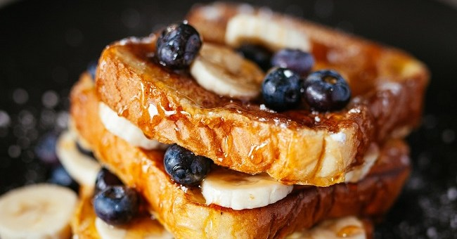 French Toast Recipe By Chef Jeeny Maltese