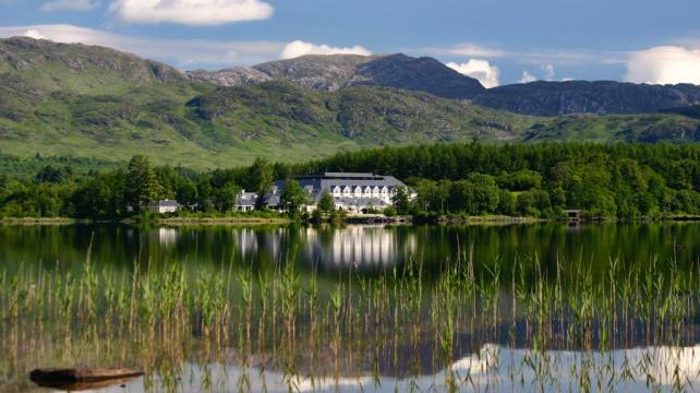 Win a €250 Gift Voucher for One of Ireland's Best Hotels Harvey's Point in Donegal