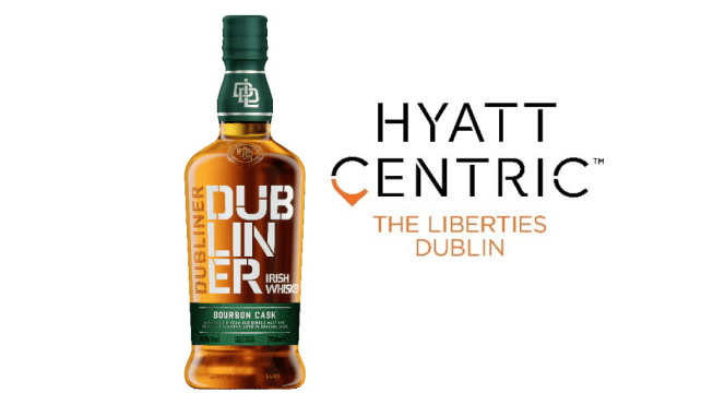 Win a Nights Stay in The Hyatt Centric in Dublin City Centre with The Dubliner Irish Whiskey