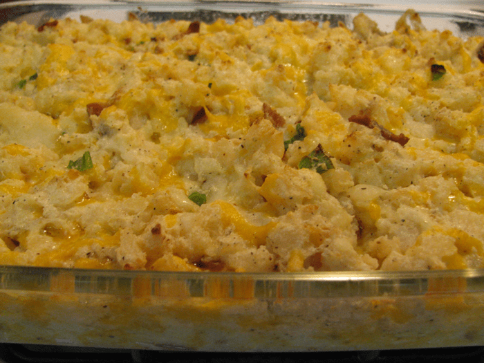Emeril S Twice Baked Potato Casserole