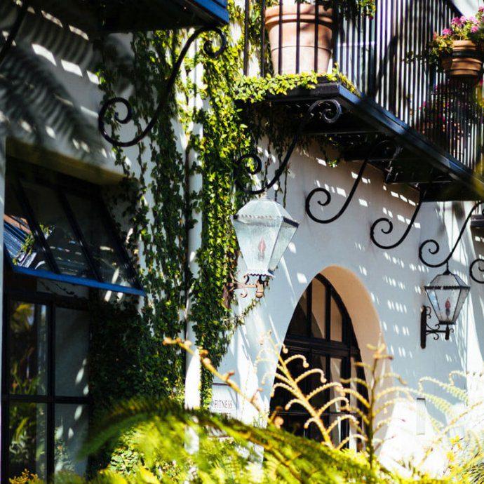 The Four Seasons Biltmore Resort Santa Barbara spa