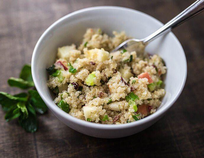 Chilled-Quinoa-Salad-make-quinoa-in-electric-pressure-cooker