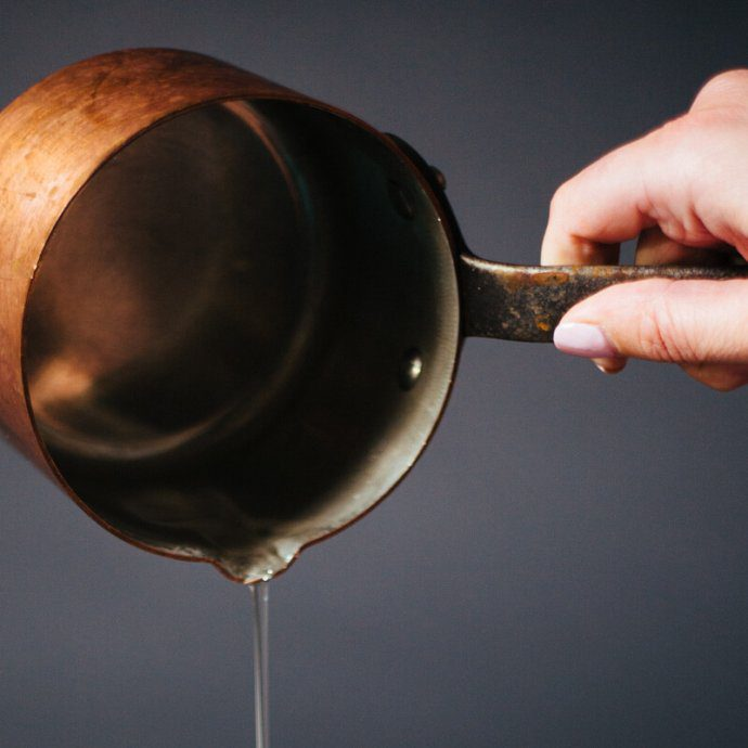 Making the best simple syrup is easy and you can make it ahead of time for cocktails.