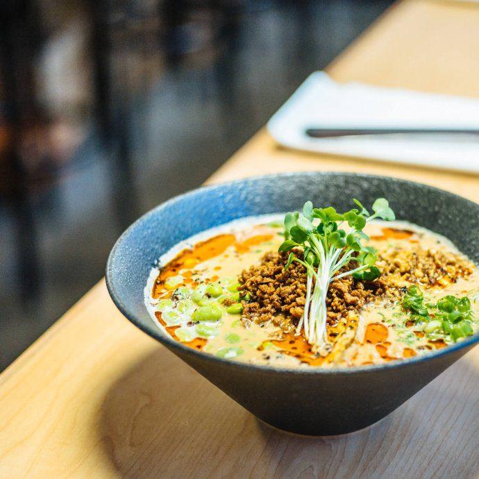 mensho tokyo sf chef Tomoharu Shono 's vegan ramen in san francisco