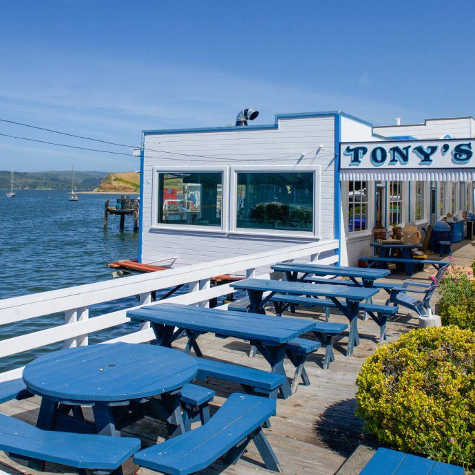 Tony's Seafood Restaurant purchased by Hog Island Oyster Company in Marshall CA