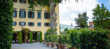 Villa La Massa, Florence
