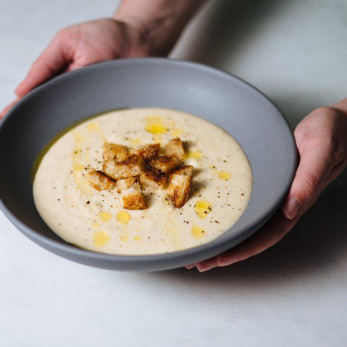 The best potato leek soup recipe, The Taste SF