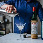 Make the Aviation cocktail, The Taste SF