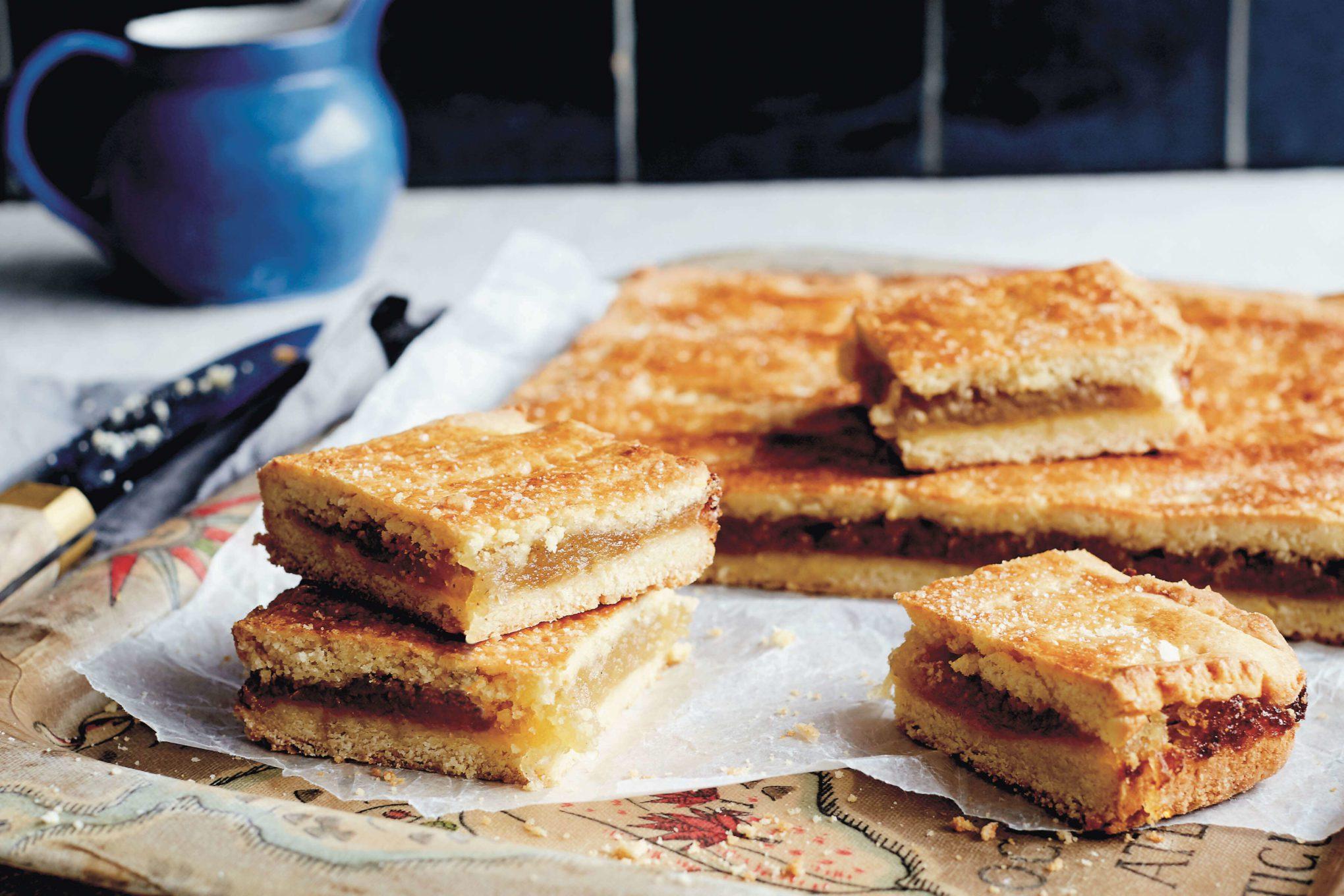 Croatian Apple Cake Recipe