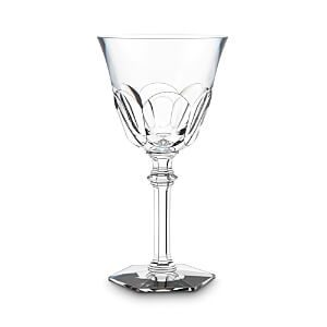 baccarat harcourt white wine glass for a wine lovers gift - find more ideas on thetastesf.com