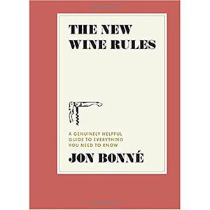 The New Wine Rules Wine Guide book for a wine lovers gift - find more ideas on thetastesf.com