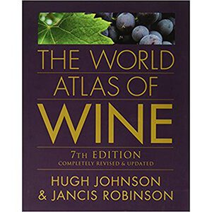 The world atlas of wine book for a wine lovers gift - find more ideas on thetastesf.com
