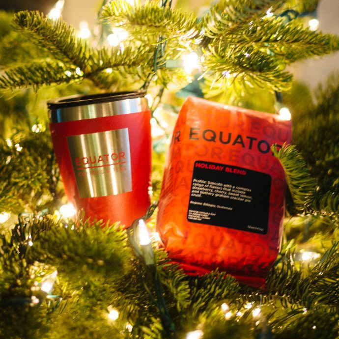 Enter to win Equator Coffee this Christmas with TheTasteSF