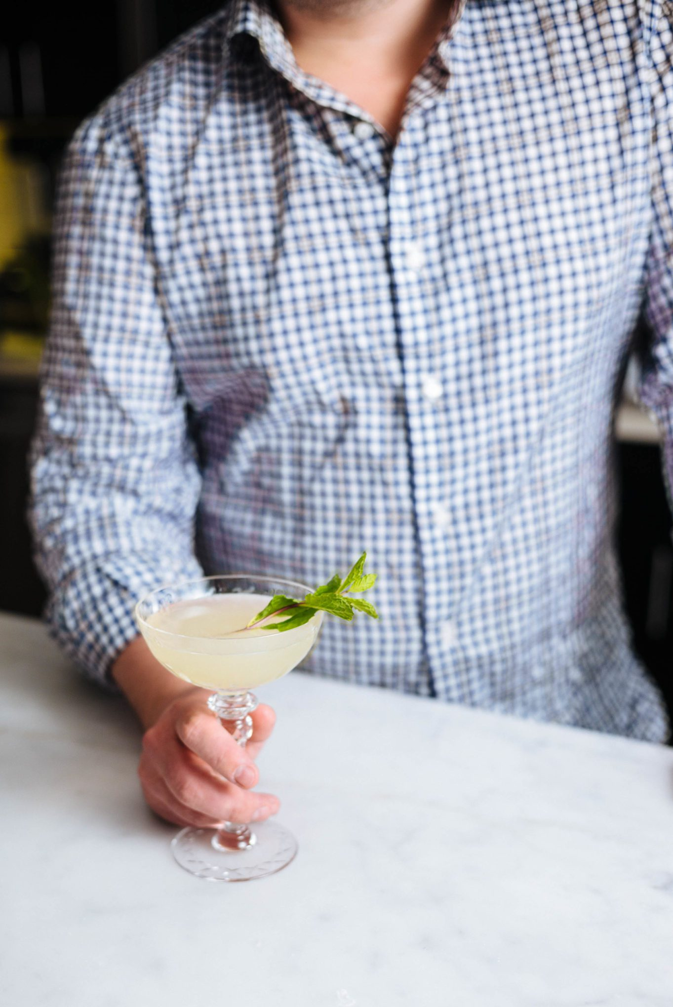 What's your favorite gin cocktail? The Southside cocktail is easy and a classic cocktail to try - The Taste SF