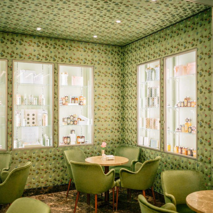 You must visit the historic cafe, Pasticceria Marchesi in Milan for coffee and pastries in Milan, The Taste SF