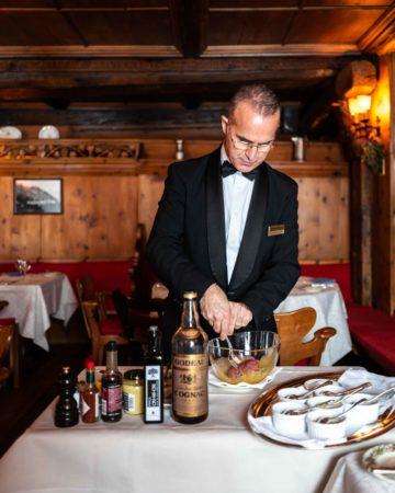Chesa Veglia, St. Moritz