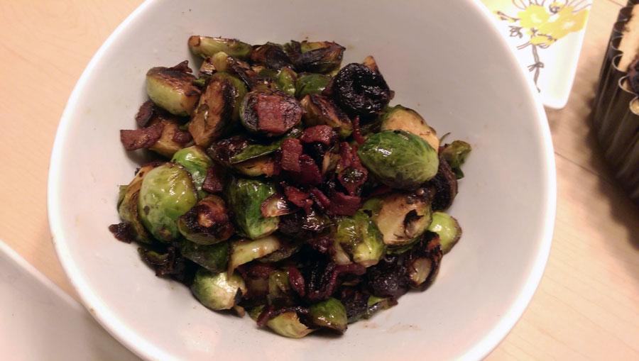 Brussels Sprouts Gjelina