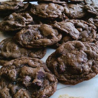 Nutella Chip Cookies from Baked Occasions