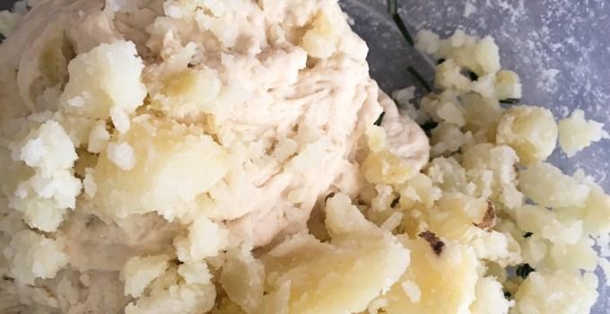 Potato Rosemary Bread