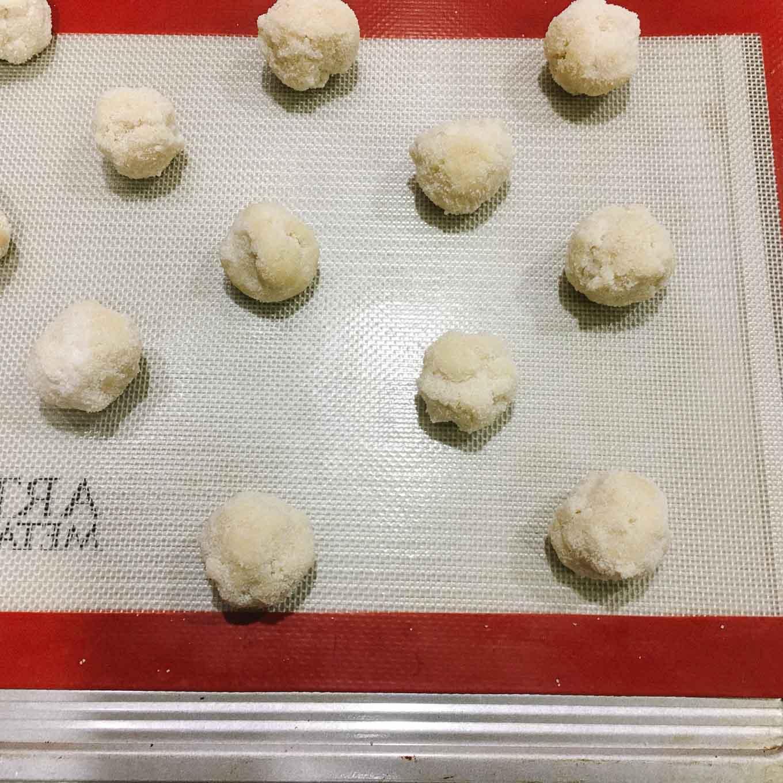Lemon Sugar Cookies | the Tastiest Book