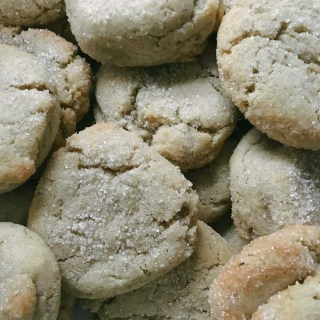 Chai Sugar Cookies | the Tastiest Book