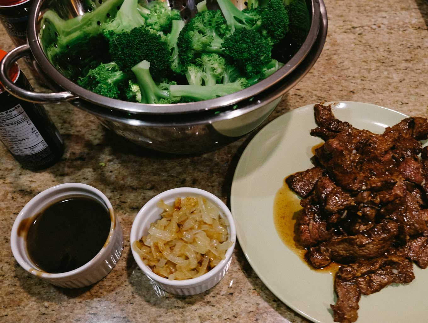 Beef and Broccoli | the Tastiest Book