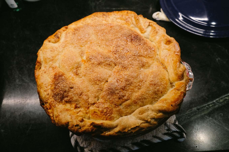 Apple pie | the Tastiest Book