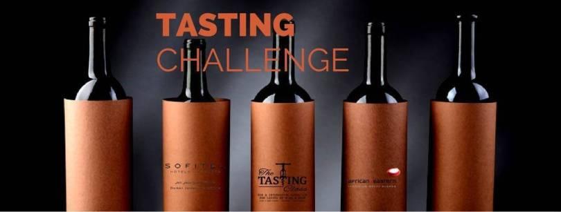 Blind Tasting Challenge