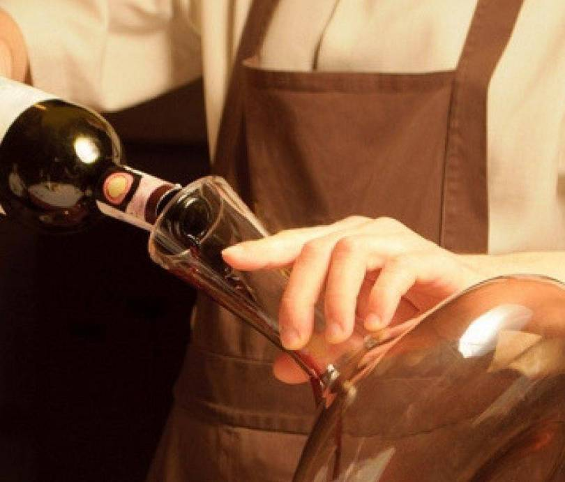 How best to use a Sommelier