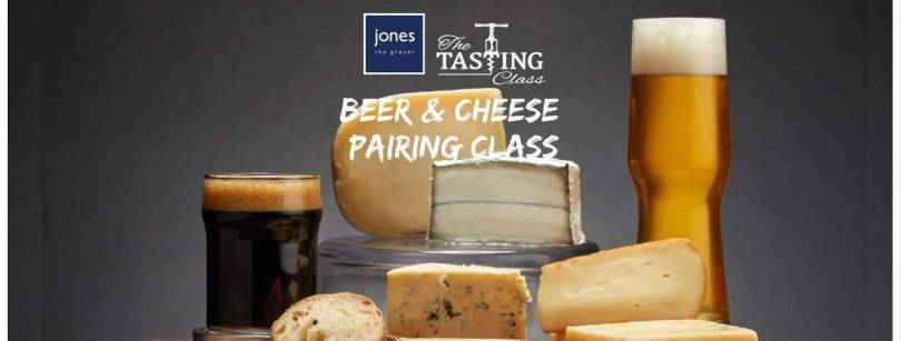 Beer and Cheese Pairing Event