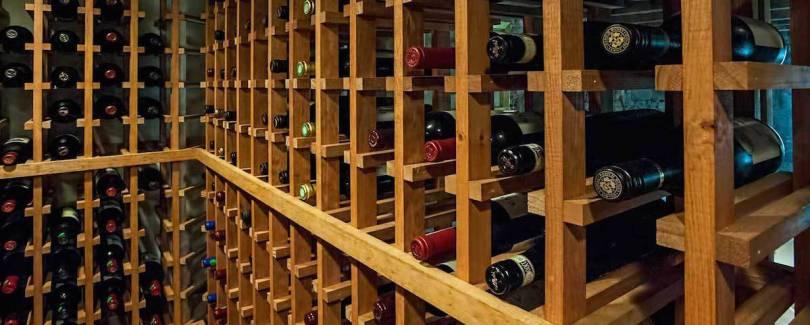 The Tasting Class Wine List Building Menu