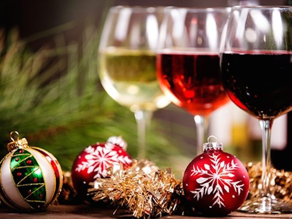 Christmas food and wine pairing - The Tasting Class