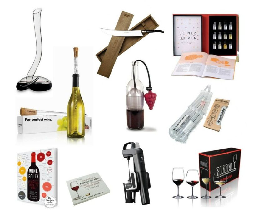 get the ideal gift for the wine geek in your life