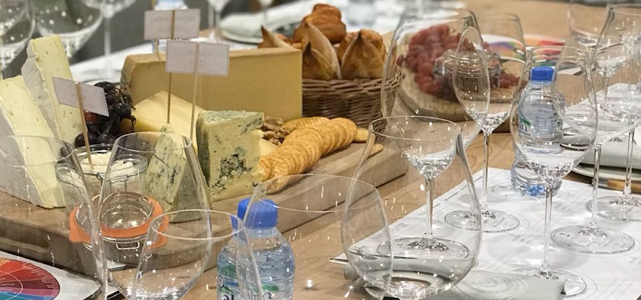 Wine and Cheese Pairing Class Dubai