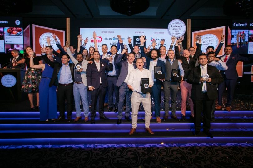 The Tasting Class to Judge Caterer Middle East Awards