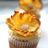 How To: Make Dried Pineapple Flowers
