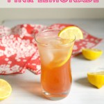 Strawberry Pink Lemonade