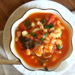 Garden Vegetable Pasta Fagioli