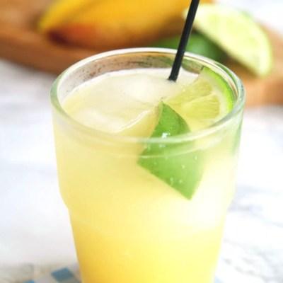 Mango Pineapple Rum Punch