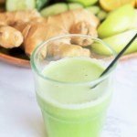 {Meatless Monday} Green Goddess Detox Juice
